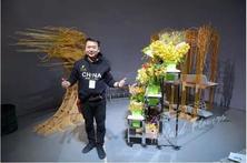 园艺嘉年华·展商风采:如果您想提高花艺技能,请锁定荷兰花海国际花艺学院