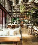 """對標米蘭家居展的""""森林餐廳"""",也要來園藝嘉年華了!"""