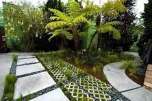 意识到铺装的错误并找到对策有助于庭院的景观效果,如何避免铺装设计常犯的八大错误!