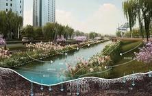 雨水花园依托于纯天然地形搭配人工挖掘的景观类型,与普通花园有点不一样