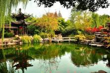 中国园林一直作为中国传统文化的重要载体,园林设计中十大特点值得借鉴
