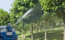 园林植物生长过程中离不了施肥浇水等管理活动,但浇水学三年,苗木浇水的学问大着呢!