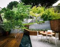 一个亲手布置的庭院是梦想也是现实,想知道如何设计你家庭庭院?