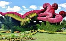 全世界最牛的植物园,真的太有才!造型百变,脑洞大开,眼花缭乱!