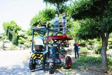 园林机械在绿化养护中的应用使园林绿化在外观上更加美观,在成本上也减少开支